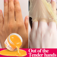 150g Milk Honey Paraffin Wax Hand Mask Hand Care Moisturizing Whitenin