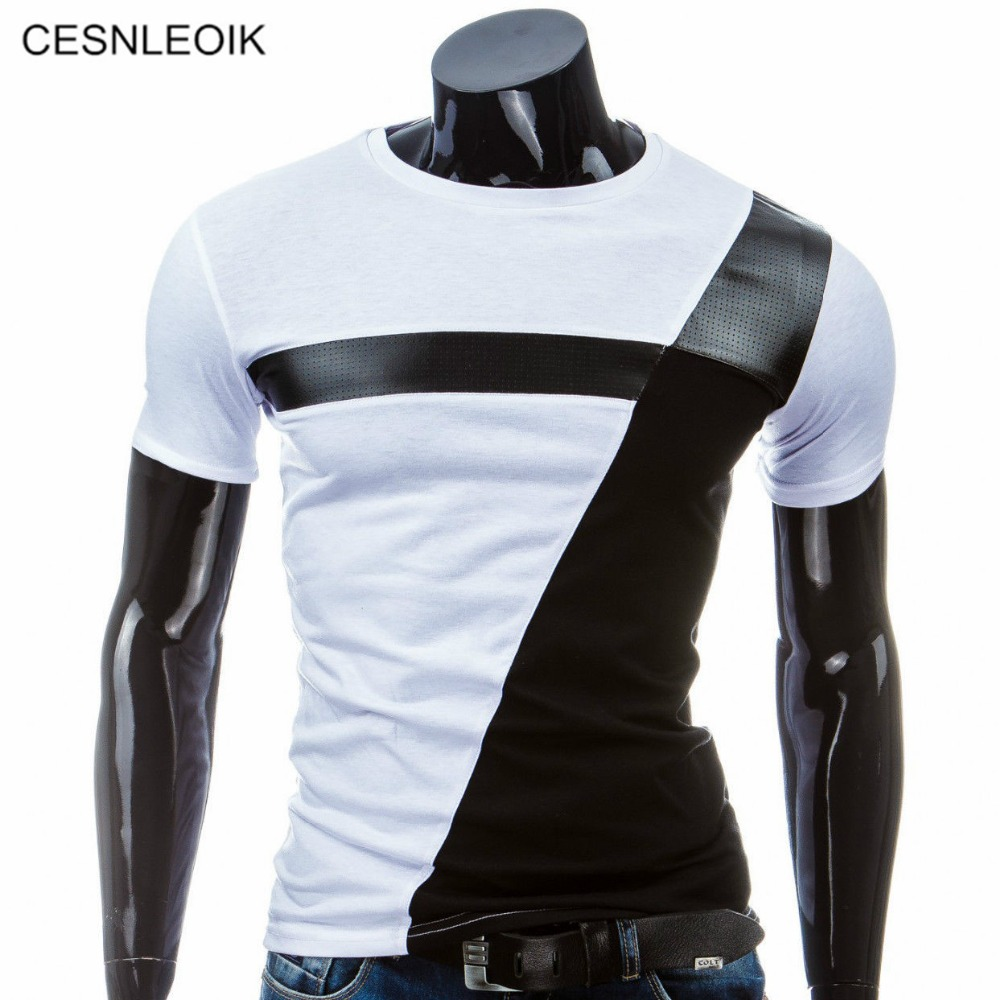 CesnIeoiK Casual T-shirt Cotton Military Mens T Shirts Tees