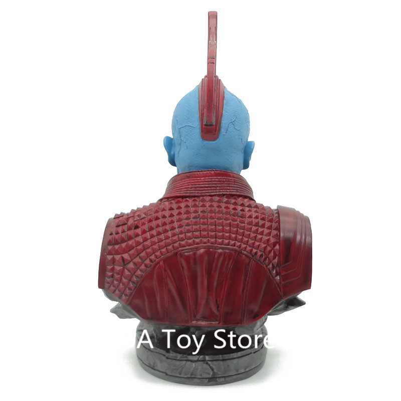 Crazy Toys Guardians of the Galaxy 2 Yondu Udonta  Resin Bust Statue  New