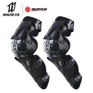 SCOYCO Motorcycle Knee Pad CE