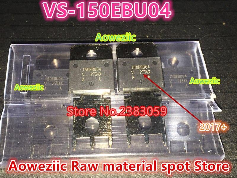все цены на Aoweziic  (4PCS) 100% new imported original  VS-150EBU04 150EBU04   PowIRta ultra-fast recovery diode 400V 150A онлайн
