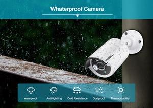 Image 5 - Misecu Hd 8CH 4MP 5MP Poe Bewakingscamera H.265 Audio Record Ip Camera Ir Outdoor Indoor Waterdichte Video Monitori