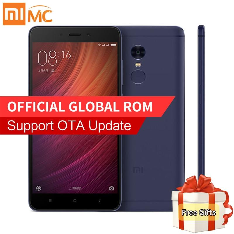Xiaomi Redmi Note 4 Pro Prime Smartphone MTK Helio X20 Deca Core Note4 4G Phone 5