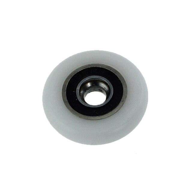 8x duschtr rollenluferersatzteile 25mm rder durchmesser - Duschtur Rollen