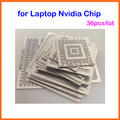 for Laptop Nvidia Chip 36 pcs /set Bga Reballing Stencil Tample Kit