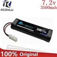 7.2 V 3500 mAh קיבולת גבוהה נטענת 7.2 V סוללה עם תקע Tamiya תאים עבור צעצועי מכונית SC * 6 סוללה