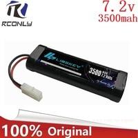 LIMSKEY 7 2V 3500mAh Rechargeable 7 2 V Ni MH Battery Pack Tamiya Plug High Capacity