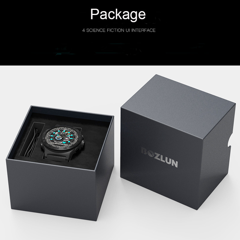 SKMEI W31 UI Interface Männer Sport Uhr Fit Spanisch Frauen Kleid Armbanduhr Herz Rate Schlaf Monitor Gesunde Erinnerung Smartwatches - 6