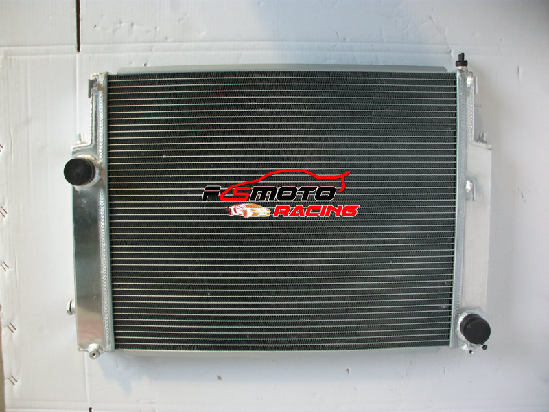 Алюминиевый гоночный радиатор для BMW M3 E36 1992 93 94 95 96 97 98 99 1992-1999