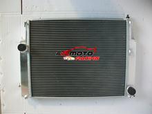 Para BMW M3 E36 1992 93 94 95 96 97 98 99 de aluminio de radiador 1992-1999