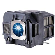 ELPLP77/V13H010L77 Projector Lamp ELPLP77 V13H010L77 with Housing for PowerLite 4650 PowerLite 4750W PowerLite 4855WU EB-1980WU elplp38 v13h010l38 original projector lamp with housing for epson powerlite 1700c powerlite 1705c powerlite 1710c