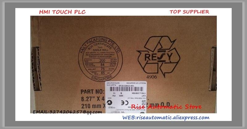 1766-L32BXBA PLC 24VDC MicroLogix 1400 Controller New Original цена