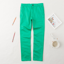 The new girl's leisure cotton trousers thin fashion on sale free shipping