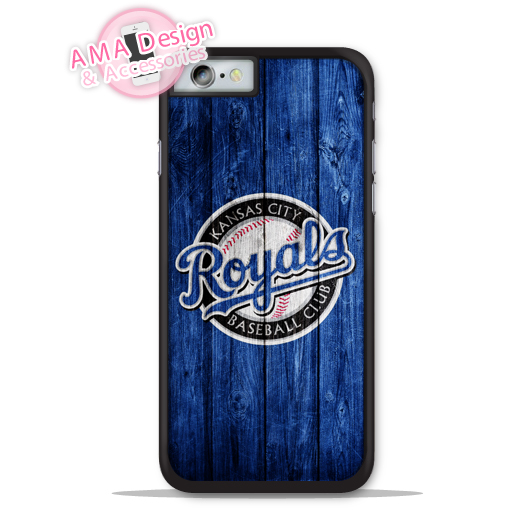 Kansas City Royals Baseball Sport Phone Cover Case For Apple iPhone X 8 7 6 6s Plus 5 5s SE 5c 4 4s For iPod Touch