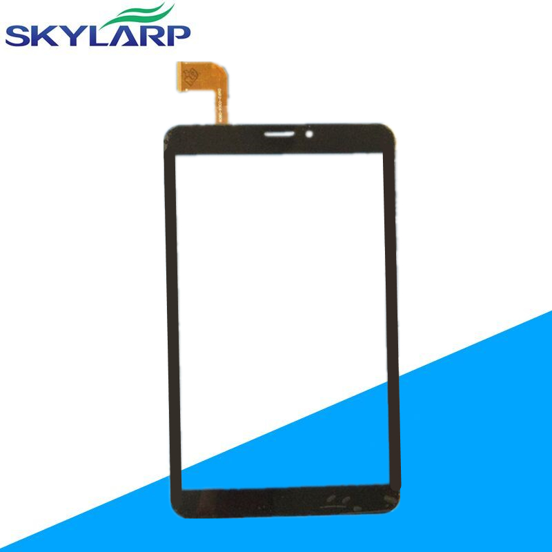 (3G version) digitizer Touch panel Glass Sensor Replacement For 8 Digma Plane E8.1 3G ps8081mg Tablet touch screen Glass