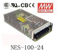 Original MEAN WELL power suply unit ac to dc NES-100 power supply 100W 24V 4.5A 12V 36V 48V 5V