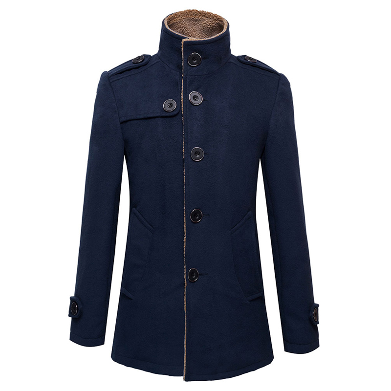 Compare Prices on Big Mens Pea Coats- Online Shopping/Buy Low ...