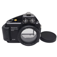 Meikon Mcoplus 40m 130ft Underwater Diving Waterproof Housing Bag Case For Sony NEX5N Nex 5N Camera