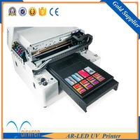 High Resolution 5760X1440dpi Cheap PVC Ceramic Tile Printer UV Glass Printing Machine