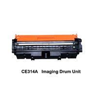 YOTAT CE314A 314A 314 14A 1pcs Compatível Unidade Do Tambor Color LaserJet Pro CP1025 1025 CP1025nw M175a M175nw M275MFP impressoras