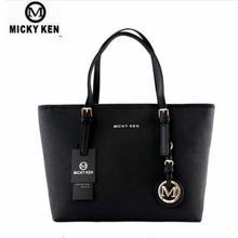 MICKY KEN fashion handbags 2019 new cross pattern PU leather ladies handbag shopping bags high quality designer handbags handbag