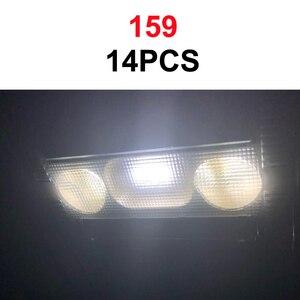 Image 3 - 100% perfetto Free Error LED interno della lampadina della cupola mappa luce Kit per Alfa Romeo Giulietta Mito Brera GT Spider 147 156 159 166