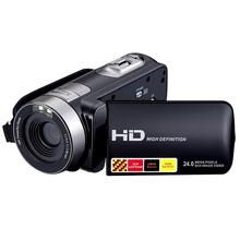 "3.0 "" Night Vision IR Full HD 1080p Digital Video Camera Camescope Remote Wide Angel Lens Mini Camcorder HDMI DV DVR filmadora"