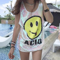 womens tops fashion 2016 tops loose summer tops Sequin t-shirt women casual Party sequins stage outfit Sequins tee Free Shipping