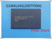 10pcs/lot S34ML04G200TFI000 TSOP48 S34ML04G200TFI00 S34ML04G200
