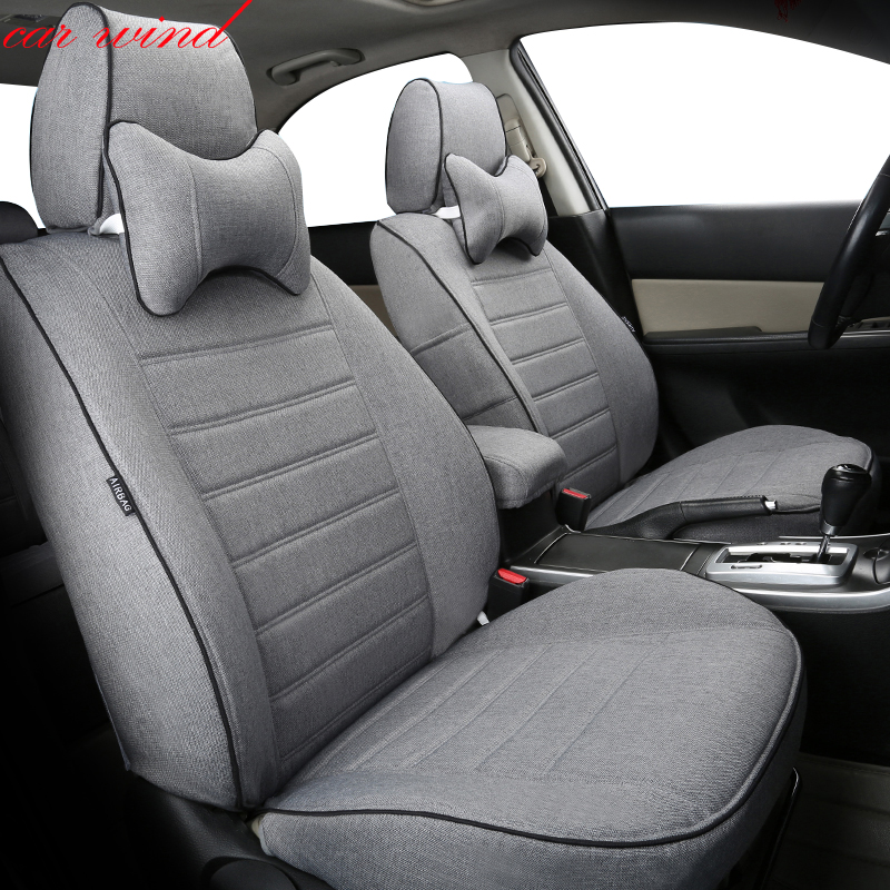 Car Wind Automovil Auto Car Seat Covers For Toyota RAV4