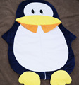 Cute Penguin Baby Sleeping Bag Winter Sleeping Bag Saco Bebe Cochecito Dormir Newborn Sleep Sack