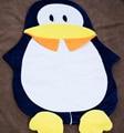 Cute Penguin Baby Sleeping Bag Winter Sleeping Bag Saco Bebe Cochecito Dormir Newborn Sleep Sack