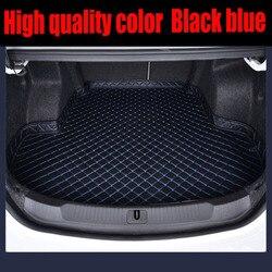 Maty bagażnika samochodu dla Toyota Corolla Camry Prado RAV4 5D ciężkich wszystkie warunki pogodowe car styling dywany dywan wykładziny podłogowe