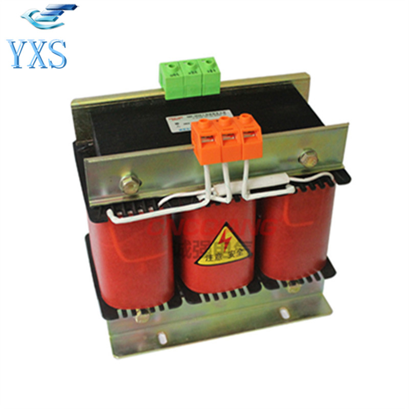 SG-2KVA SG-2000VA Three Phases Isolation Transformer Machine Transformer DC 380V DC220V new e000 22070 isolation transformer three phase isolation transformer pcb max 500v
