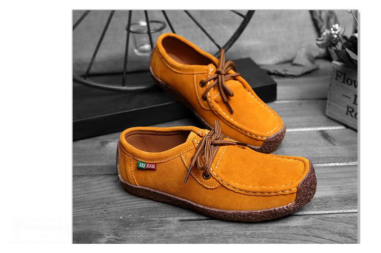 HX 8006 (3) 2018 Spring Autumn Shoes Woman