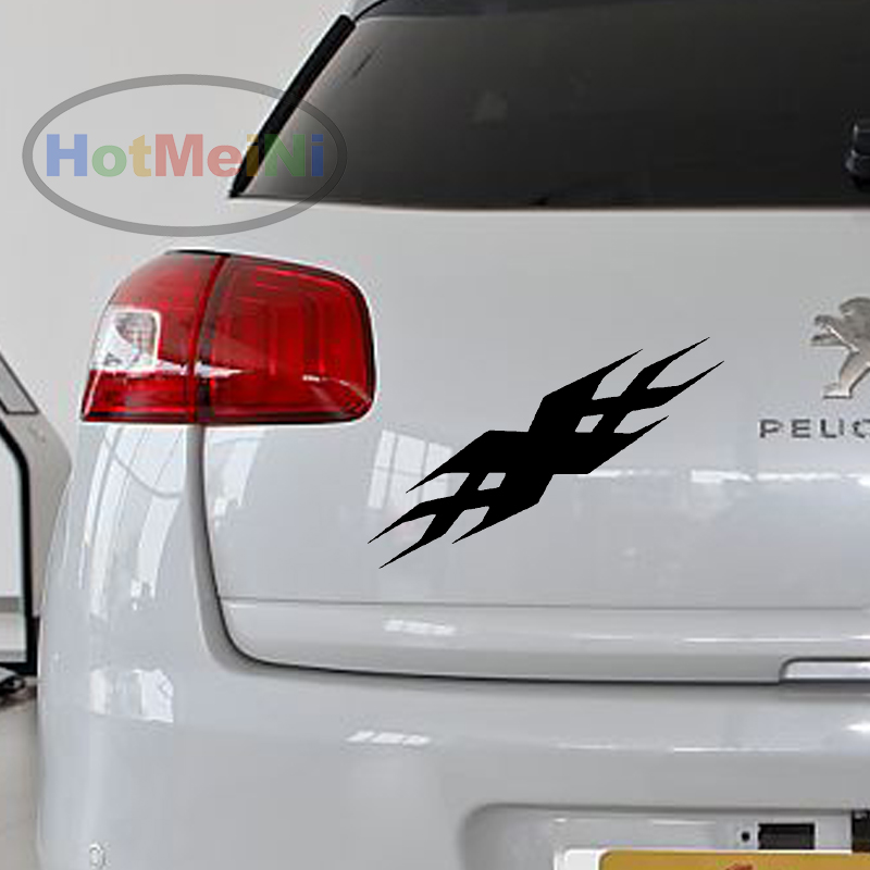 15cm3cm car sticker new xxx triple vinyl decal funny jdm bumper cartoon oem car window car body sticker black silver in car stickers from automobiles