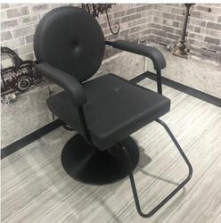 Парикмахерское кресло из цельного дерева винтажное кресло для волос парикмахерское особенные волосы стул