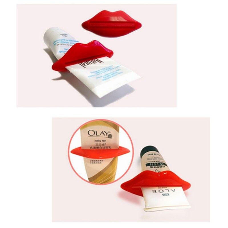 Huulekujuline pigistaja hambapastale või kreemile