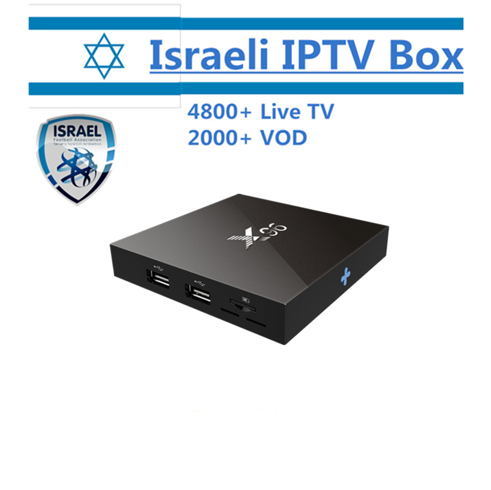 Israel IPTV X96 Android 6.0 H.265 TV Box Nordic Europe Korean Canada IPTV 4800+Channels 2000+ VOD PayTV IPTV Box laboratory ph meter portable ph pen water quality tester ph aquarium waterproof industrial high precision 0 05