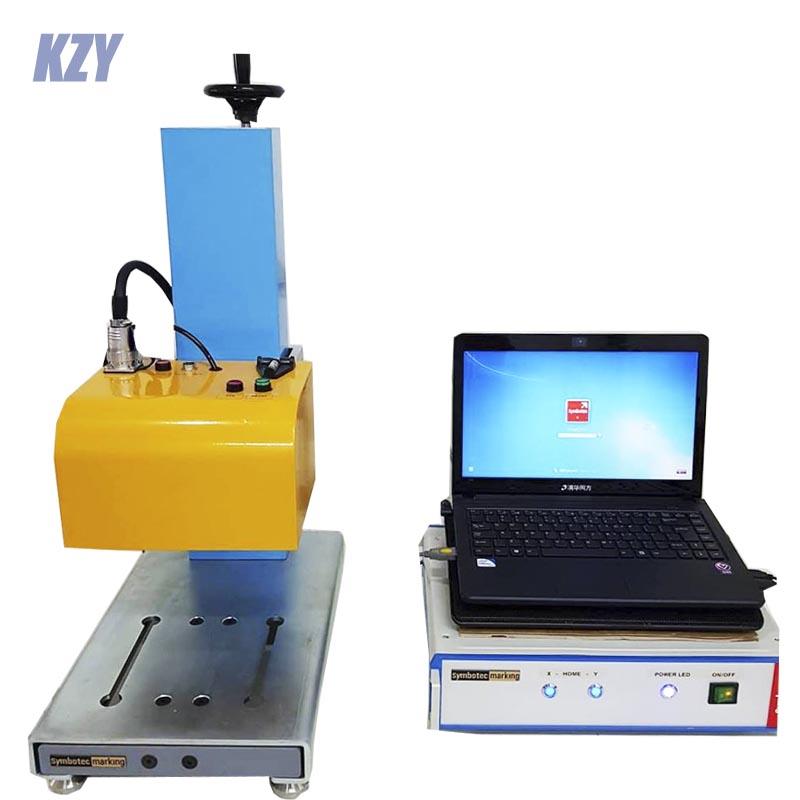 Qr Code High Quality Desktop Dot Peen Marking Machine Automatic Dot 110V