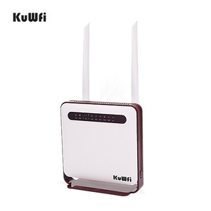 Image 4 - Unlocked 4G LTE Wireless CPE Router 300Mbps Wireless Router with Sim Card Slot&RJ45 Port Home Wifi Routers Up to 32Users