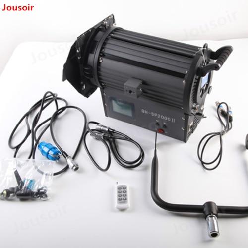 Projecteur de mise au point électrique CD50 T07 de Film de focalisation de température de couleur réglable de puissance élevée de projecteur de 200 WLED - 5
