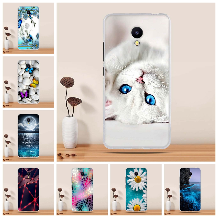 3D Patterned Case for Meizu M5c Case Cover Soft Silicon Case For meizu m5c Cover fundas Coque for Meizu M5 m5 c M710H Phone Case