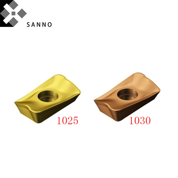 free shipping! 50pcs/lots R390-11T320E-PM 1025 / R390-11T320E-PM 1030 cnc carbide turning inserts milling inserts
