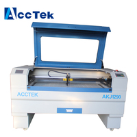 3d Laser Engraving And Carving Wood Acrylic Plastic MDF PVC Paper CO2 Laser Engraving Machine For