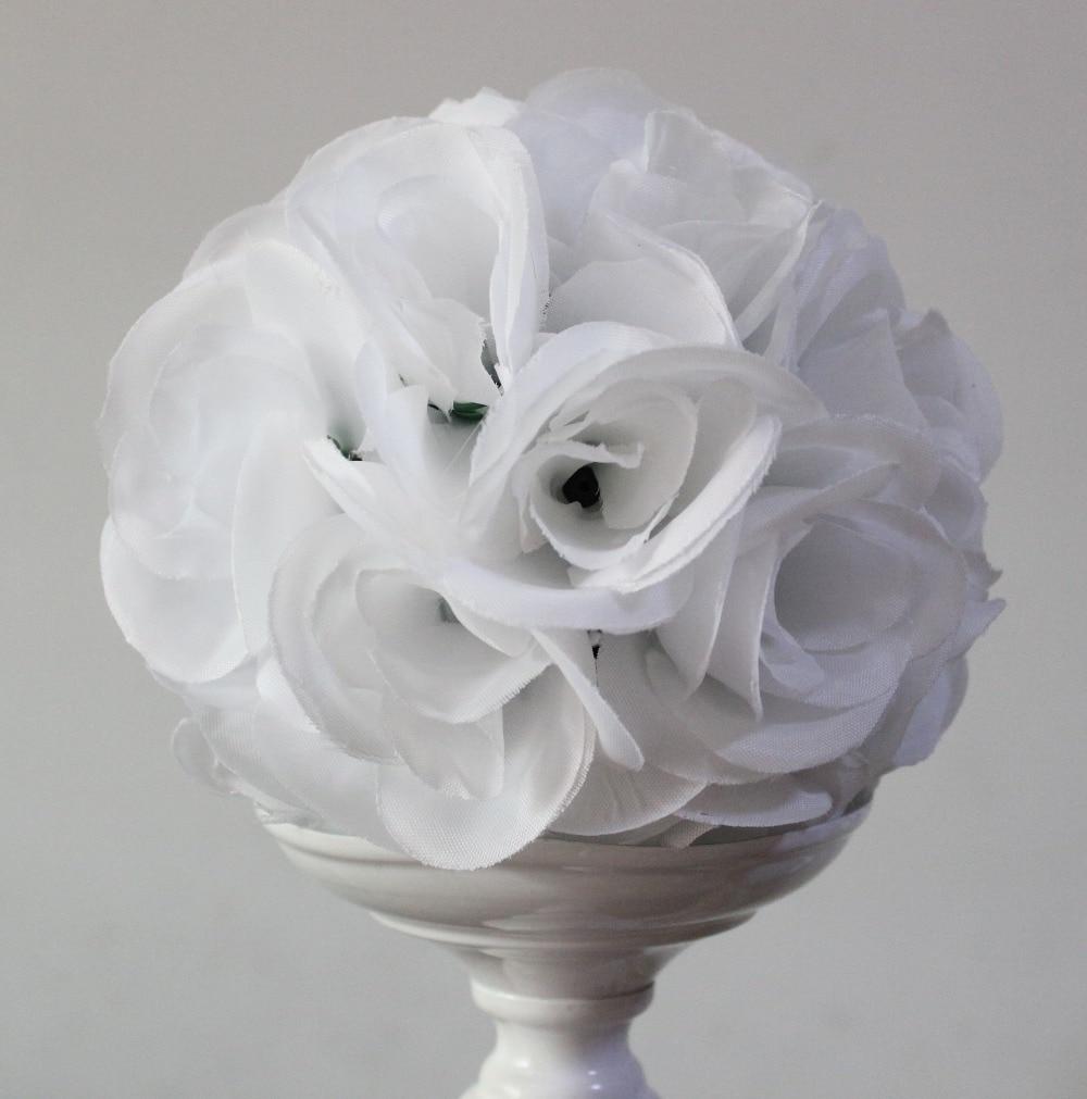 SPR 20PCS / lot 15cm dia. vjenčanja ljubakanje cvijet lopta ruža - Za blagdane i zabave - Foto 2