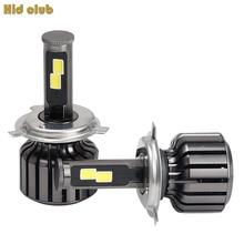 90W 9000LM H1 H3 H4 H7 H8 H10 H11 H13 9005/HB3 9006/HB4 880 D2S COB LED Bulbs DRL Car Fog Headlight Auto Lamp For Drop Shopping