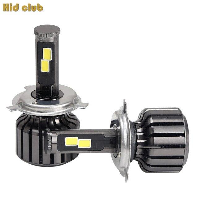 90W 9000LM H1 H3 H4 H7 H8 H10 H11 H13 9005/HB3 9006/HB4 880 D2S COB LED Bulbs DRL Car Fog Headlight Auto Lamp for honda