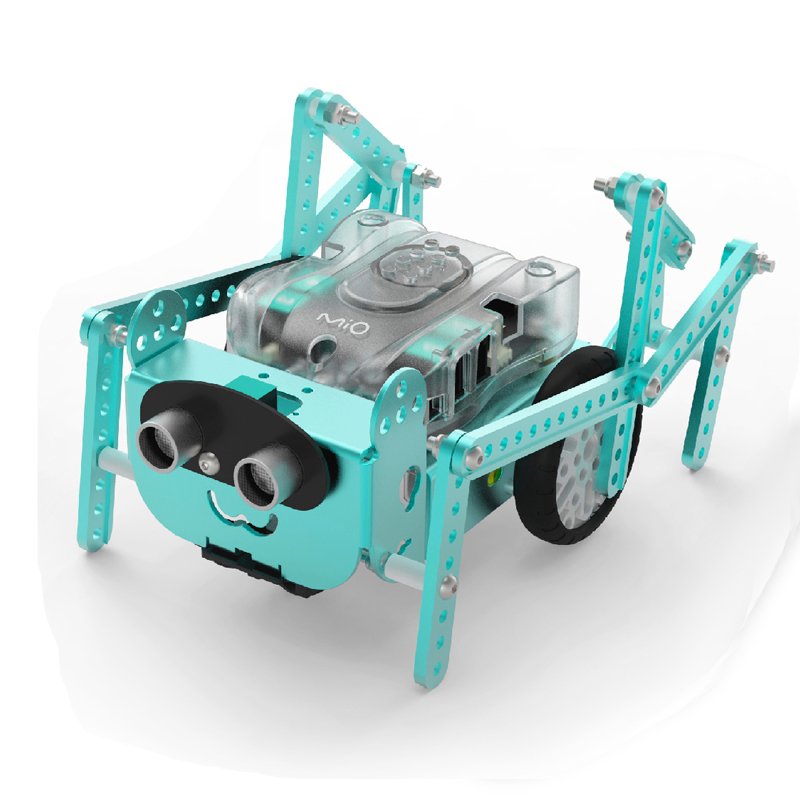 Bluetooth Remote Control Robot Mbot APP Scratch Programming For Arduino Uno Board football cart remote control robot football science model diy scientific experiments for schoolchildren