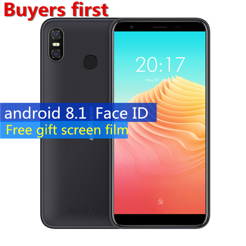 2018 Ulefone S9 Pro 5.5HD Mobile Phone Android 8.1 MTK6739 Quad Core smartphone 2GB RAM 16GB ROM 13MP Face ID 4G LTE Cellphone2018 Ulefone S9 Pro 5.5HD Mobile Phone Android 8.1 MTK6739 Quad Core smartphone 2GB RAM 16GB ROM 13MP Face ID 4G LTE Cellphone